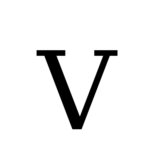 500 x 500 png 7kB, Meta character ⅴ roman numeral five font dejavu ...