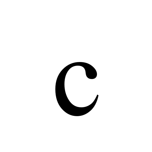 Capital Letter To Small Letter C