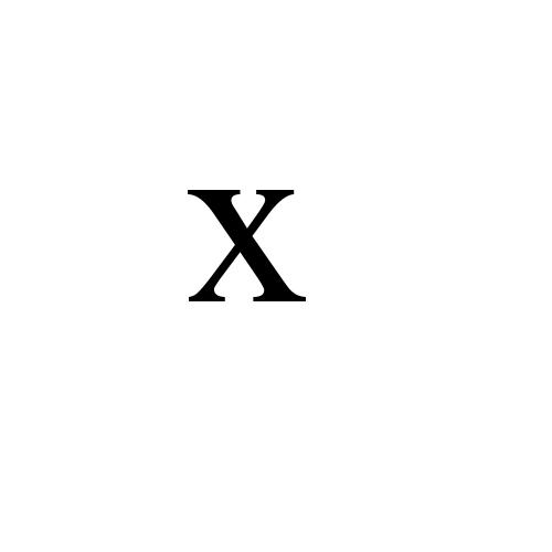 ͯ glyphs times new roman regular